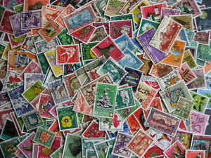 SWITZERLAND-collection-of-210-different-used-Semi-postals-only-Nice-group