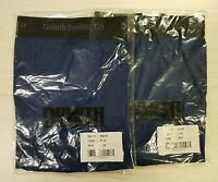 Duluth Trading Co. Buck Naked Mens Boxer Briefs Large 2 Pairs Blue