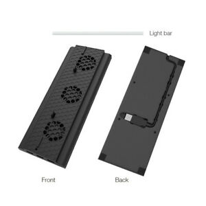 Details about Powerful Cooling Stand For Microsoft Xbox One X Game Console  Against Overheating