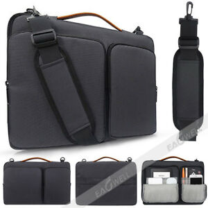 """Universal Laptop Case Sleeve Shoulder Bag Pouch for 15"""" 15.6"""" Notebook Nylon New"""