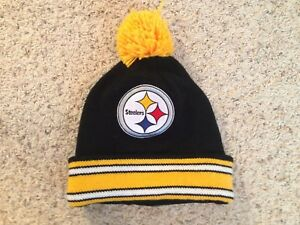 Image is loading NFL-Pittsburgh-Steelers-Mitchell-amp-Ness-Black-Yellow- cd4c1df3f6c