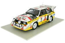 Audi Sport Quattro S1 E2 - Röhrl / Geistdörfer - Rallye Monte Carlo 1986 - 1:18