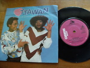 """OTTAWAN 1981 HANDS UP GIVE ME YOUR HEART 45 rpm 7"""" SINGLE ..."""