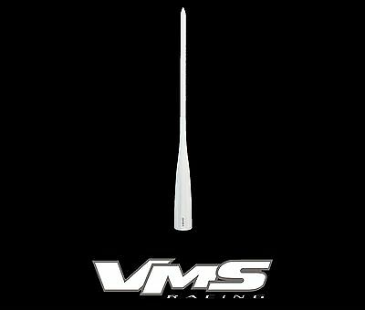 "VMS RACING BLACK 13/"" LONG SPIKED ROD AM//FM RADIO ANTENNA FOR CHEVY SILVERADO"