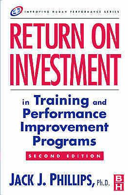 1 of 1 - Return on Investment