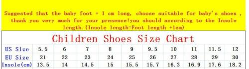 Children Sports Shoes For Baby Girls Boys Luminous Shoes with Light Size 21-30