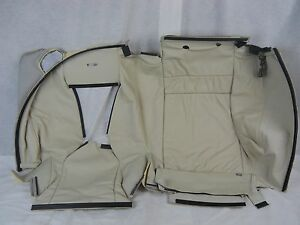 LAND-ROVER-RANGE-ROVER-REAR-SEAT-BACK-COVER-FACTORY-OEM-2006-2009