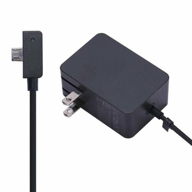 NEW Microsoft Surface 3 Charger 5.2V 2.5A 13W Power Supply AC Adapter 1623