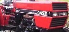 Made To Fit Case Ih Engine Overhaul Kit D206 Cid 4 Cyl Diesel 474 584 585