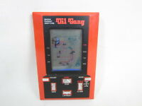 LCD EPOCH OIL GANG No Sound Game Watch Handheld Console System Tested JAPAN 0997