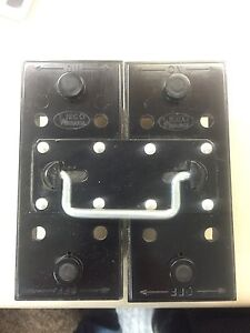 ite walker weco atlanta 100amp 240volt main fuse panel pull out image is loading ite walker weco atlanta 100amp 240volt main fuse