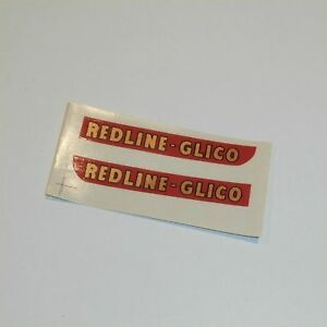 Dinky Toys  25 Series Petrol Tanker Redline Glico Decal Set