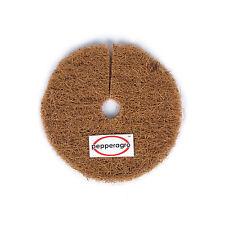 "GARDENING COCO FIBER MULCH WEED MAT 8 "" BIODEGRADABLE HOME GARDEN SET OF 10"