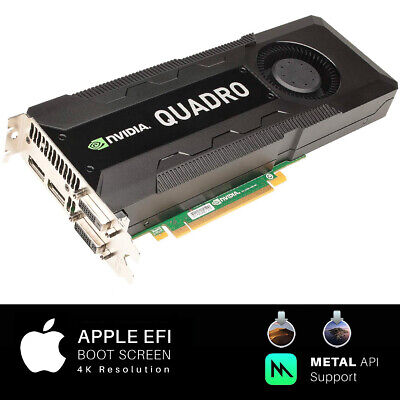  Nvidia GT 640 1GB Apple Mac Pro Native Mojave support In stock!
