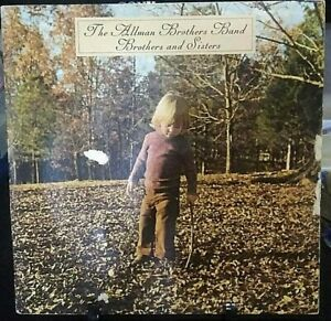 THE ALLMAN BROTHERS BAND Brothers and Sisters Album Released 1973 Vinyl USA