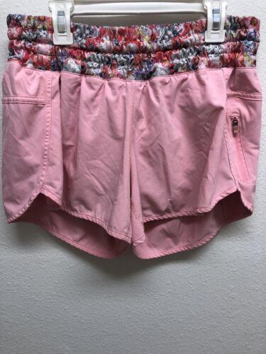 Lululemon 10 Flowabunga Tracker Shorts Womens Pink