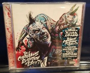 Twiztid - The Continuous Evilution of Life's ? CD SEALED insane clown posse hok