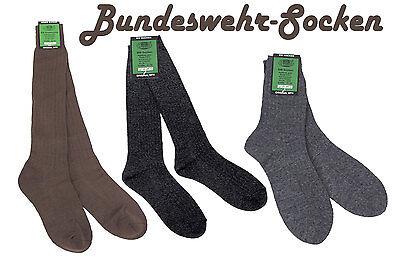 Bundeswehr SOCKEN Outdoor Trekkingsocken versch. Sorten Lang, Kurz, Extrawarm