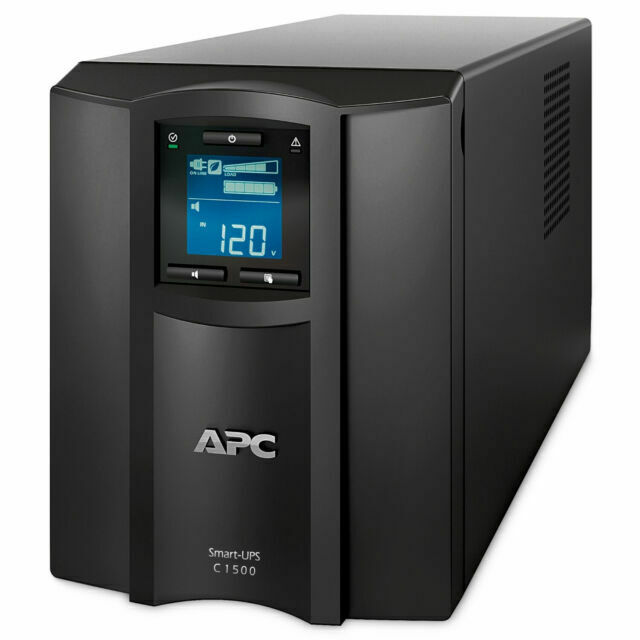APC SMART SMC1500C UPS C 1500 VA LCD 120 V with SmartConnect