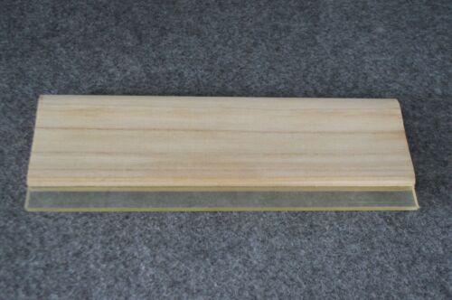 """3pcs 18/"""" Water base Squeegee Screen Printing ink Scraper 46cm Wood Handle Press"""