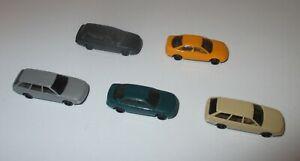 Rietze-Audi-A6-Avant-3-Piece-Et-Audi-A4-2-Piece-1-160-Voie-N-Neuf