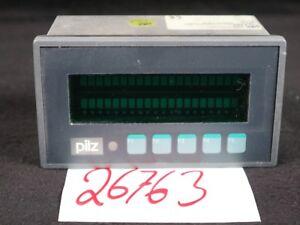 Pilz-PXT-5-SER-Bedieneinheit-Bedienpanel-Bedienterminal-26763