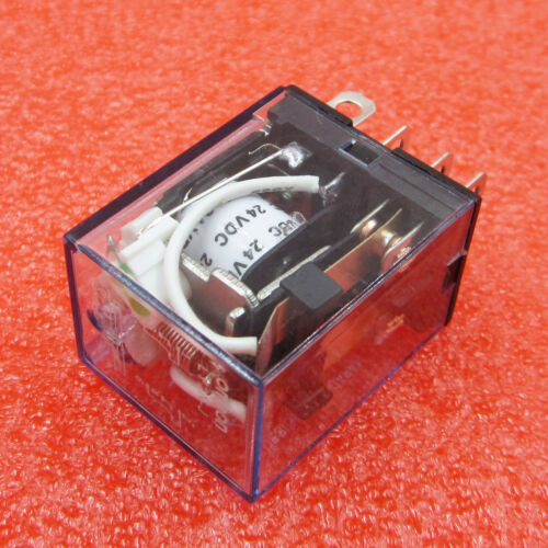 OMROM LY2NJ Smal Relays DC 24V 10A 8PIN Coil DPDT