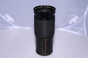 Magnicon-Multi-Coated-Auto-Zoom-Macro-f-3-8-5-6-28-200mm-Pentax-PK-Mount