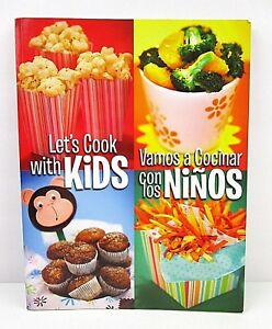 Image Is Loading Let 039 S Cook With Kids Spanish English