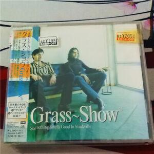 Grass-Show-Something-Smells-Good-In-Stinkville-TOCP-50017-JAPAN-CD-OBI
