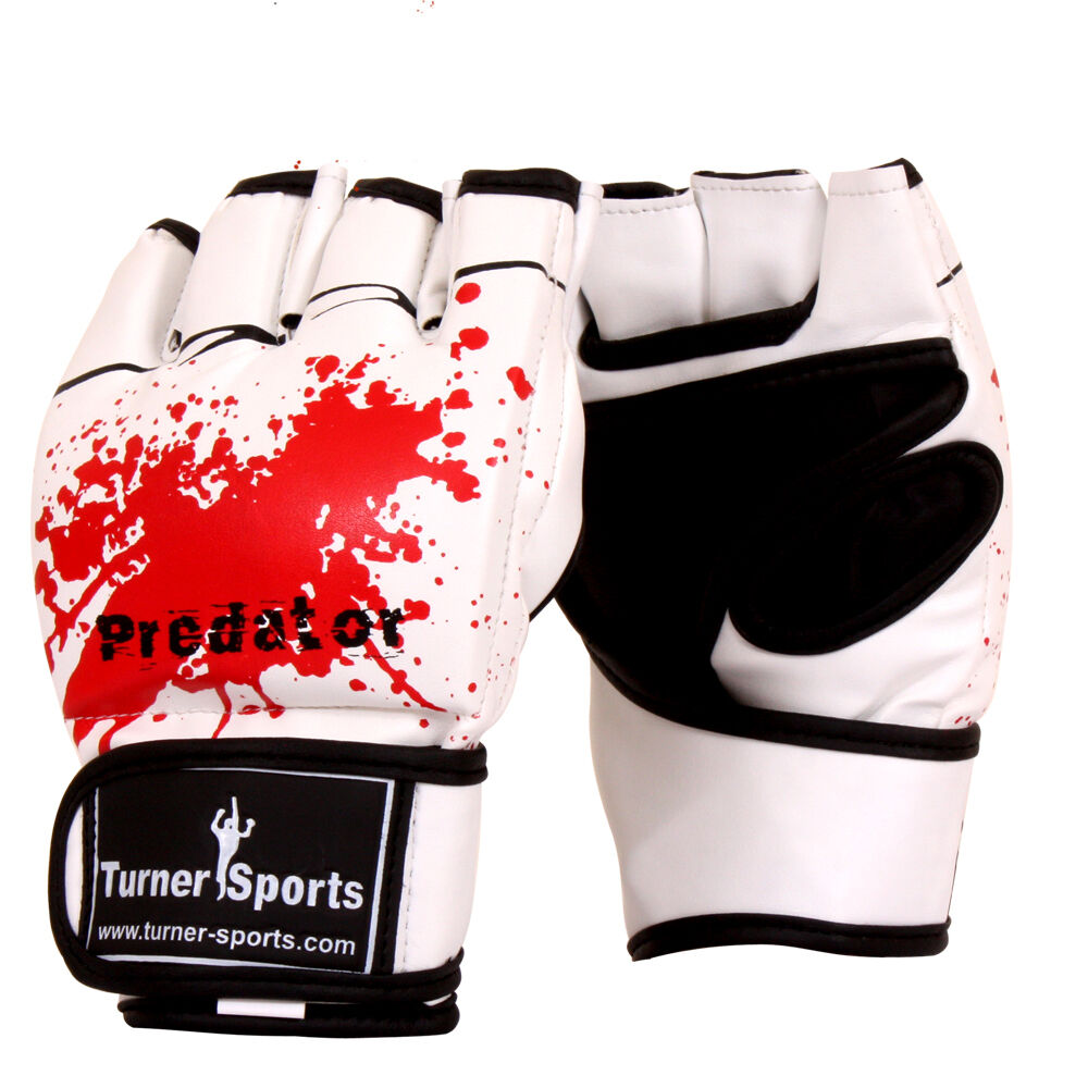 Bag Gloves Boxing Punch Mitts Muay Thai Sparring Training Gloves MMA TurnerMAX
