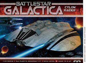 2014 Moebius 1/32 Battlestar Galactica Original 1978 Cylon Raider new model kit