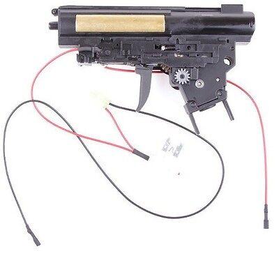 Gearbox softair completo in metallo sig 552 550 jgw 08 for Rastrelliera per fucili softair