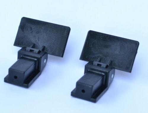 Lid Hinges for turntables Pair of hinges fits Numark Pro TT-1 /& TT-2