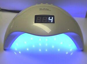 Profi-LED-UV-Nail-Lamp-Led-Nail-Light-Nail-Dryer-UV-Lamp-UV-GEL-48W-Neu-SUN5