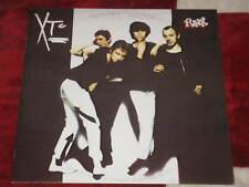 """XTC - White Music Italo Press """"Punk"""" Cover"""
