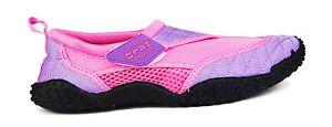 Pink-Mens-Womens-Aqua-Beach-Sea-Swimming-Surf-Wet-Water-Shoes-Wetsuit-Boots-Nalu