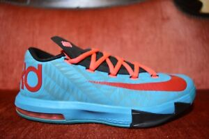 more photos d0a49 1a309 Image is loading NIKE-AIR-ZOOM-MAX-KD-VI-6-N7-