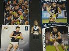 2015 AFL Micro Figures Carlton - Mark Murphy + 4 bonus select &Teamcoach cards