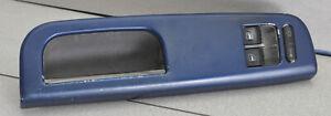 VW-Golf-4-IV-1J-97-03-Generation-Tuer-Griff-Blau-Schalter-Fensterheber-28516-H5