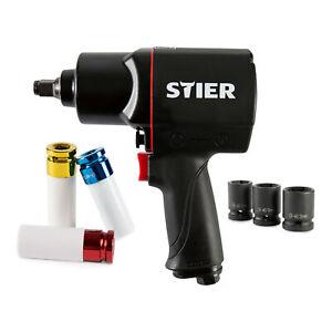 STIER-Druckluft-Schlagschrauber-17-BBS-Satz-8-teilig-max-Loesemoment-1-756-Nm