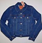Women's Levi's Jeans Jacket Retail: $69.50