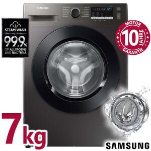 Samsung Waschmaschine Frontlader 7kg freistehend Inverter Aquastop Dampf Display