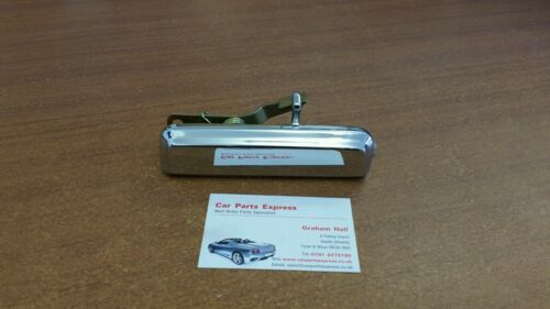 FORD FIESTA MK1 FORD CORTINA MK4 NEW OUTER CHROME DOOR HANDLE O//S RIGHT