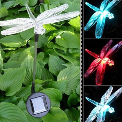 Animal Design Outdoor Solar Powered LED Wall Path Landscape Garden Light Lamp