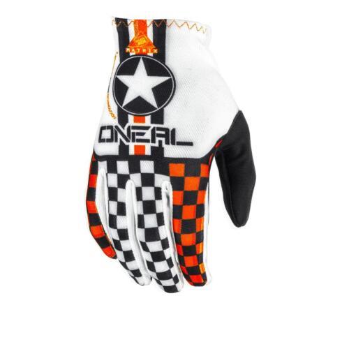 ONeal Matrix Handschuhe Orange MTB FR Moto Cross Mountainbike Fahrrad Downhill