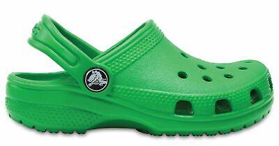 "Iniziativa Crocs Bambini Sport-tempo Libero-clog Scarpe Piscina Kids 'classic Clog Verde Green--clog Schuhe Schwimmbad Kids' Classic Clog Grün Green"" Data-mtsrclang=""it-it"" Href=""#"" Onclick=""return False;""> Colori Fantasiosi"