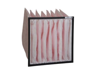 20 unid braguitas bolsillos filtro 592x592x600 f7 6 bolsillos individuales filtro lüftungsfilter