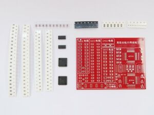 Practice PCB Board Soldering Skill Training Beginner DIY Kit Electronic Kit   I
