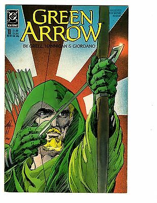 5 Green Arrow Dc Comic Books # 10 11 12 13 14 Dick Giordano Shado Grell Bh27 Highly Polished Other Bronze Age Comics Comics